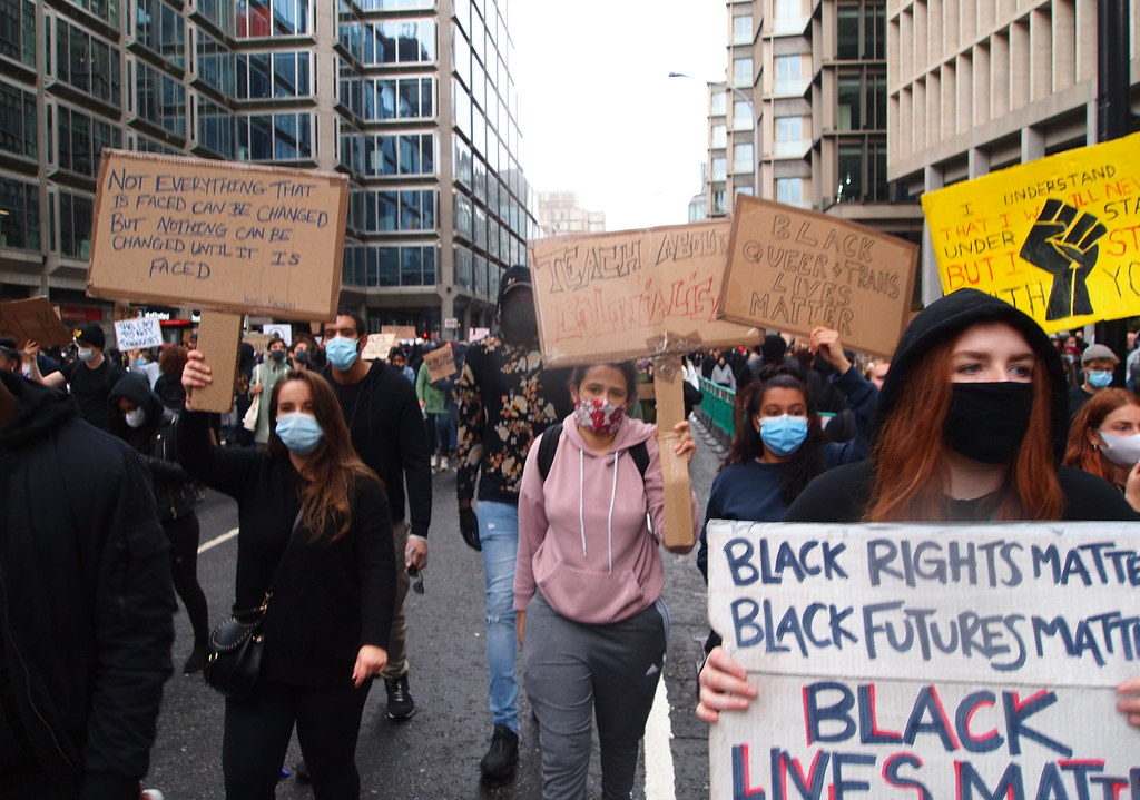 Towards an Anti-Racist Curriculum
