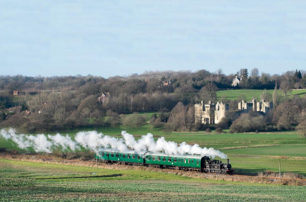 Tower Hamlets and the Kent & East Sussex Railway